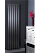 Phoenix Orla Tall 450 x 1200mm Chrome Designer Radiator