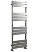 Phoenix Sorento 500 x 950mm Chrome Designer Heated Towel Rail