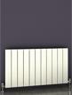 Reina Savona Horizontal White Aluminium Radiator 1040 x 600mm