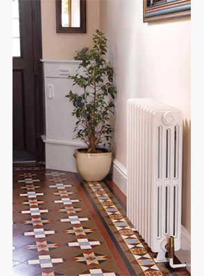 Apollo Firenze 4 Column Radiator With 26 Sections