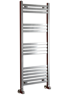 Phoenix Davina 500 x 1200mm Designer Heated Towel Rail