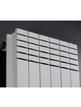 MHS Minimal Anthracite Aluminium Designer Radiator 334 x 1800mm