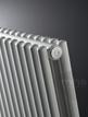 MHS Vistra Line Double White Designer Radiator 636 x 1800mm