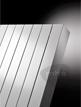 MHS Velocity Vertical White Designer Radiator 525 x 1800mm