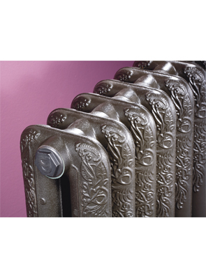 MHS Burlington Period Cast Iron Radiator 556 x 838mm