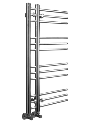 Phoenix Eden 500 x 900mm Designer Heated Towel Rail