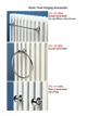 Apollo Roma 4 Column 1600 x 600mm Horizontal Steel Radiator