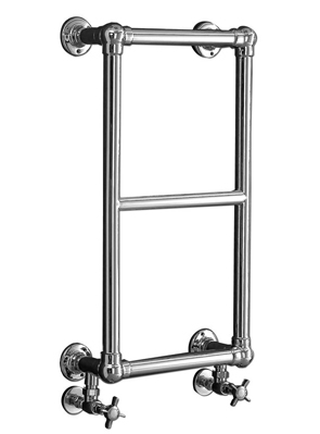 Phoenix Anne 400 x 700mm Traditional Style Heated Towel Rail