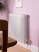 Apollo Roma 3 Column 800 x 500mm Horizontal Steel Radiator